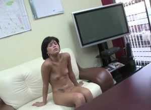 Lovemaking audition with Jayden Lee..