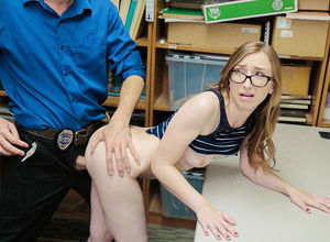 Shoplyfter - Hidden Camera Lovemaking..