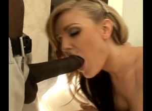 Splendid ash-blonde honey  a enormous..