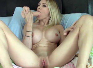 miss18live - ash-blonde 7  and drizzle