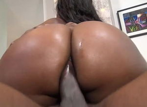Thick Dark-hued Raw Bums 16