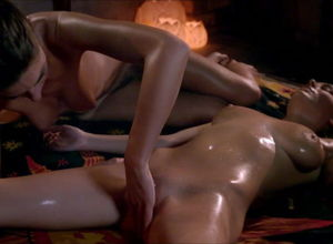 Charlotta and Adriana - woman tantric..